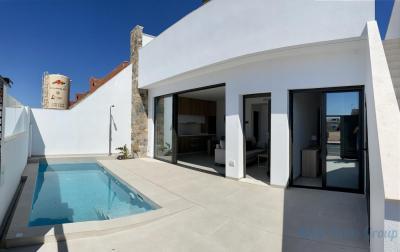 Luxury villa in San Javier